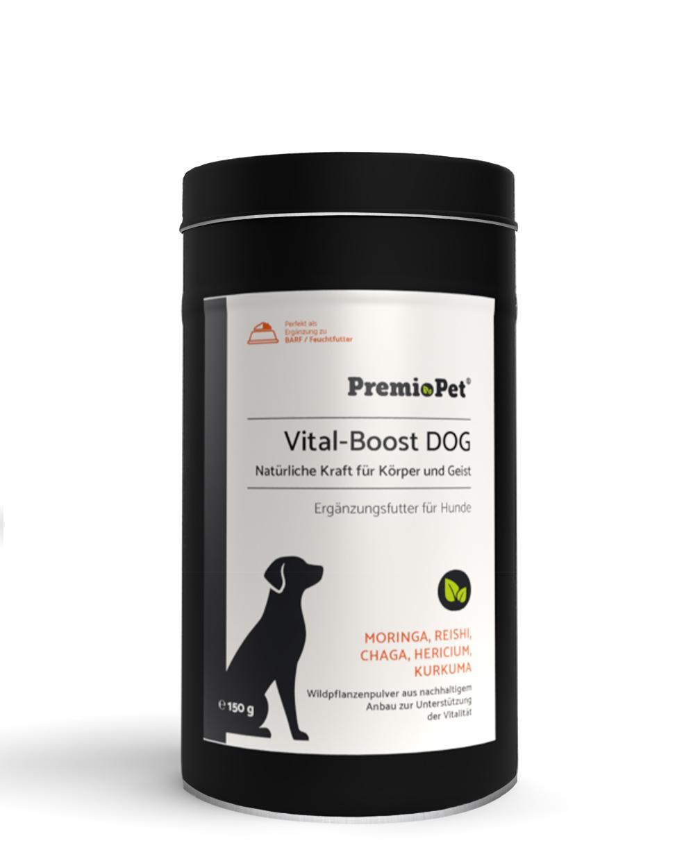 Vital-Boost Dog für Körper und Geist